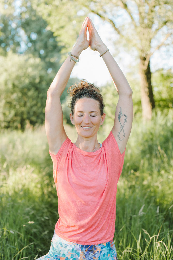 Irina Futterer, Yogakurse, individuelles Yoga für dich
